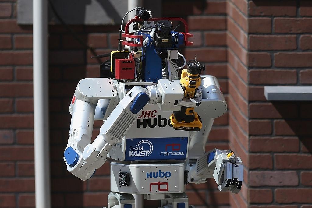 Hubo robot