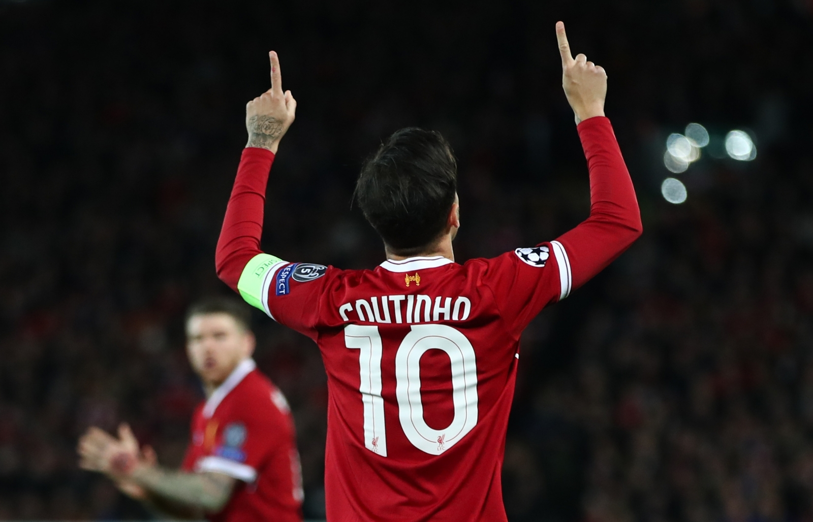The One Where Philippe Coutinho Hints at a January Transfer