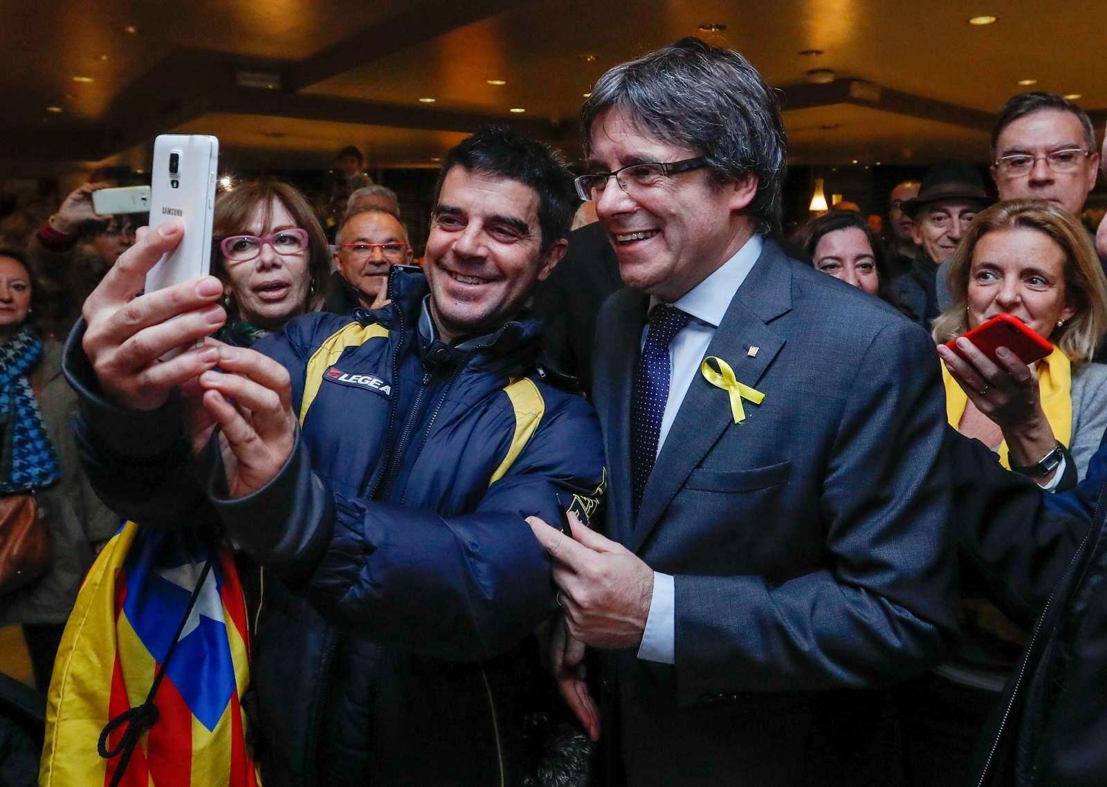 Catalonia independence Brussels
