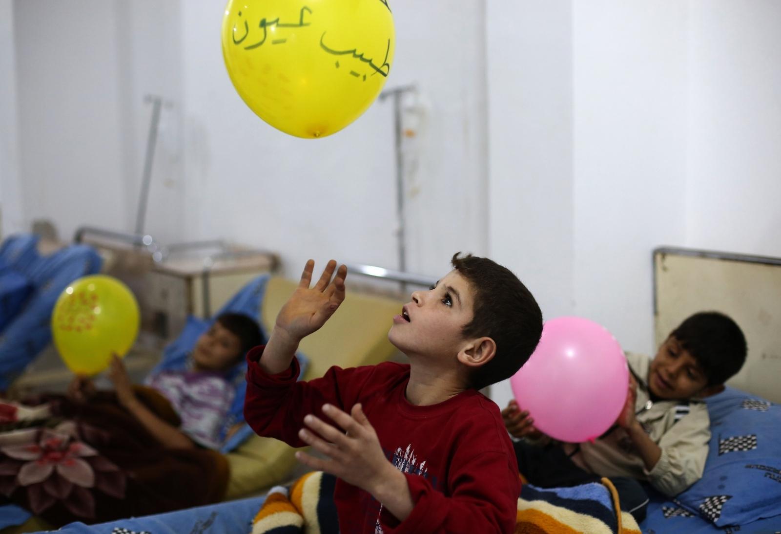 Syria boy