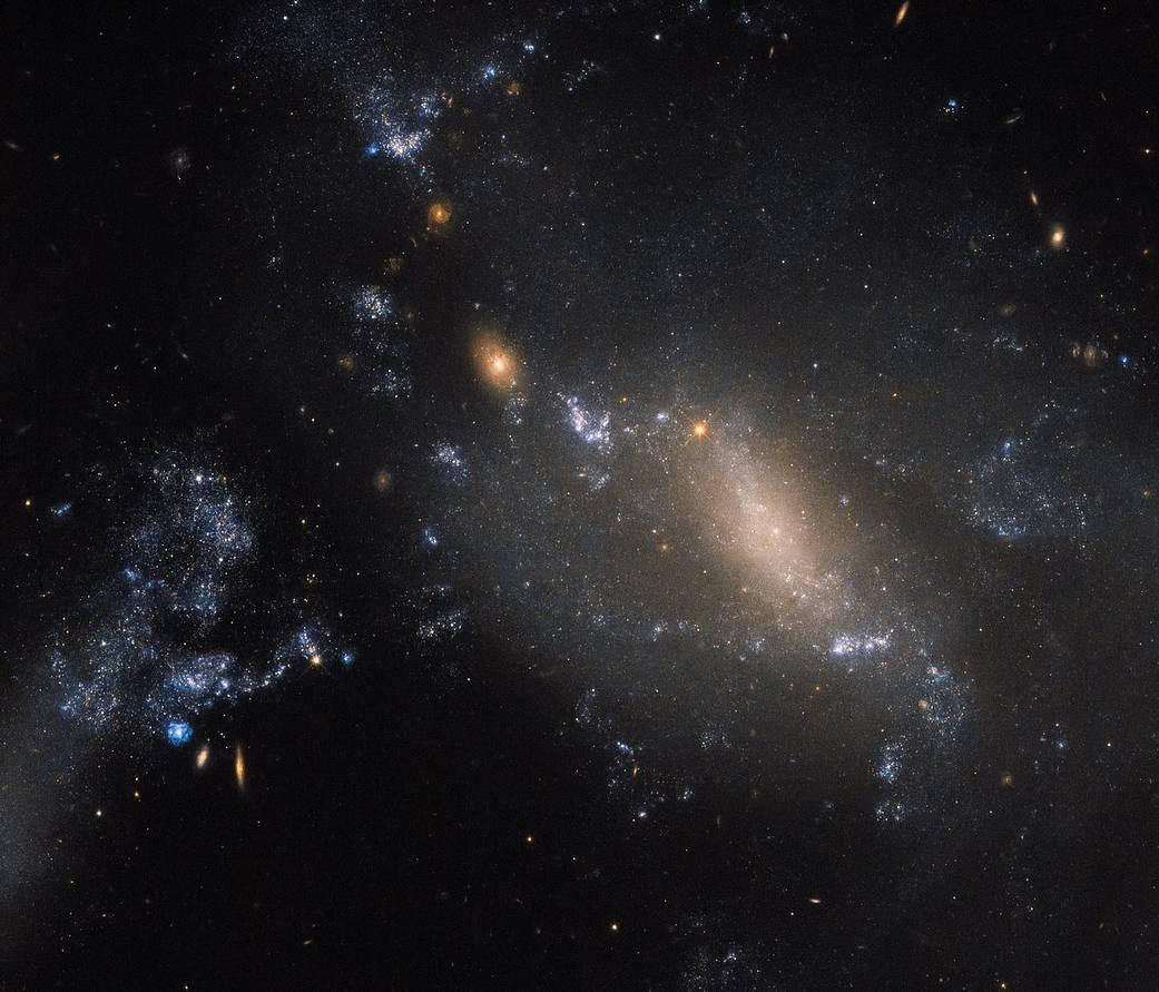 Hubble space telescpoe