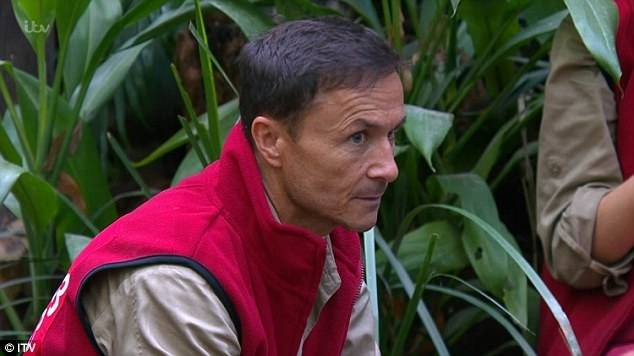 I'm A Celebrity's Dennis Wise says he didn't 'bully' Iain Lee!