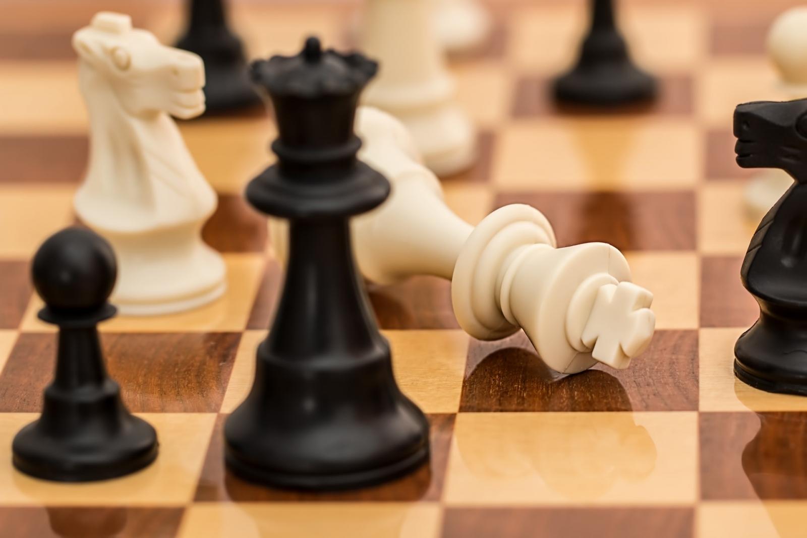 AI chess game