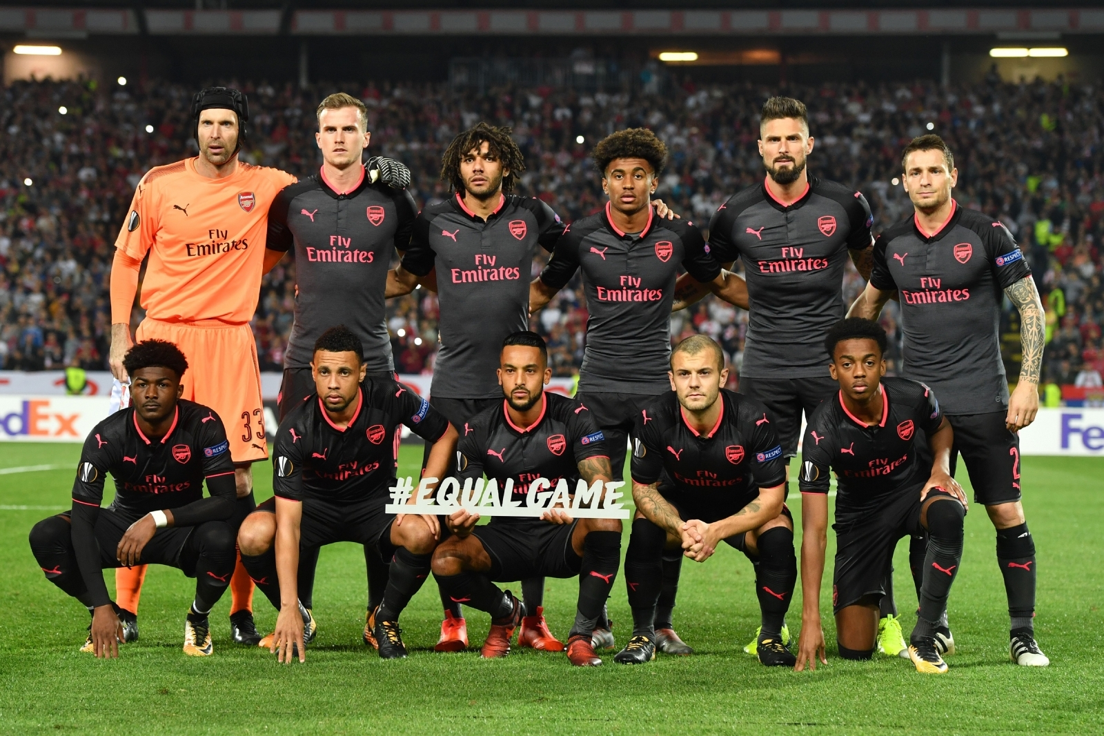 Europa League draw: Arsenal draw Ostersunds, Celtic face Zenit St Petersburg