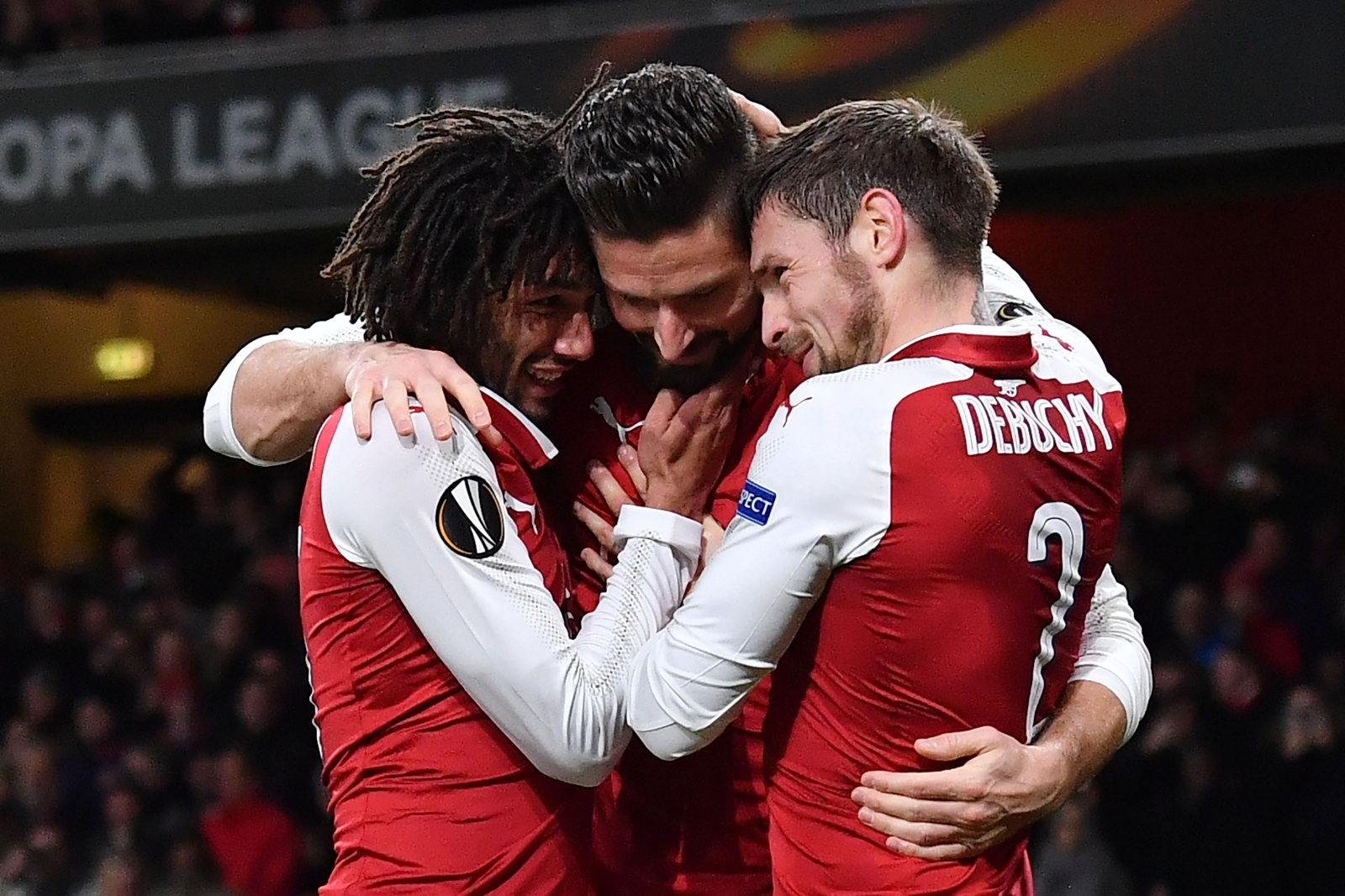 Arsenal Smash BATE For Six To Send Warning Europa League Rivals