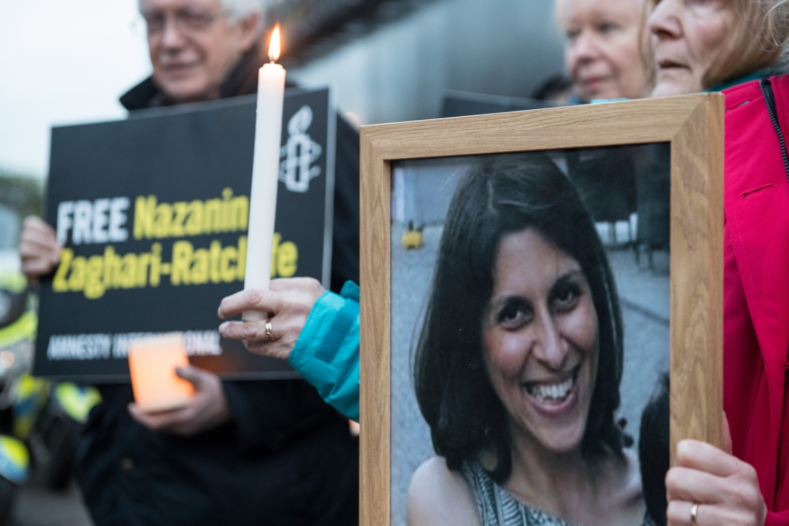 Johnson to raise jailed Briton Nazanin Zaghari-Ratcliffe's case in Iran trip