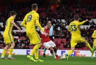 Arsene Wenger Praises Jack Wilshere After Emphatic Europa League Win