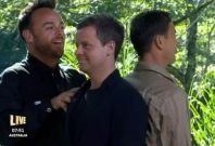 Ant measures Dec and Dennis Wise's heights