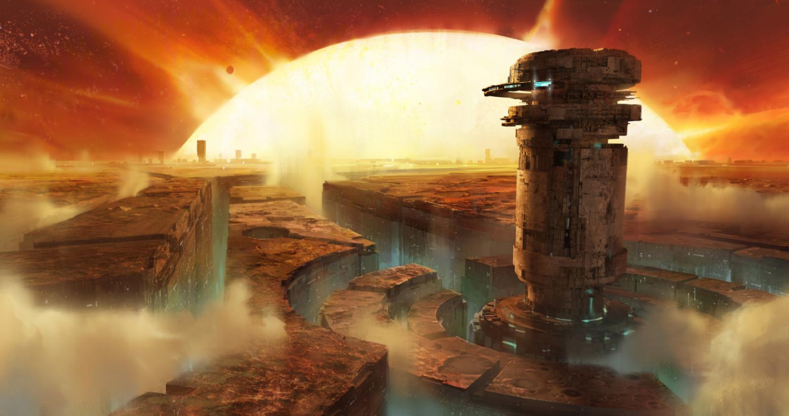 Destiny 2 Osiris Mercury