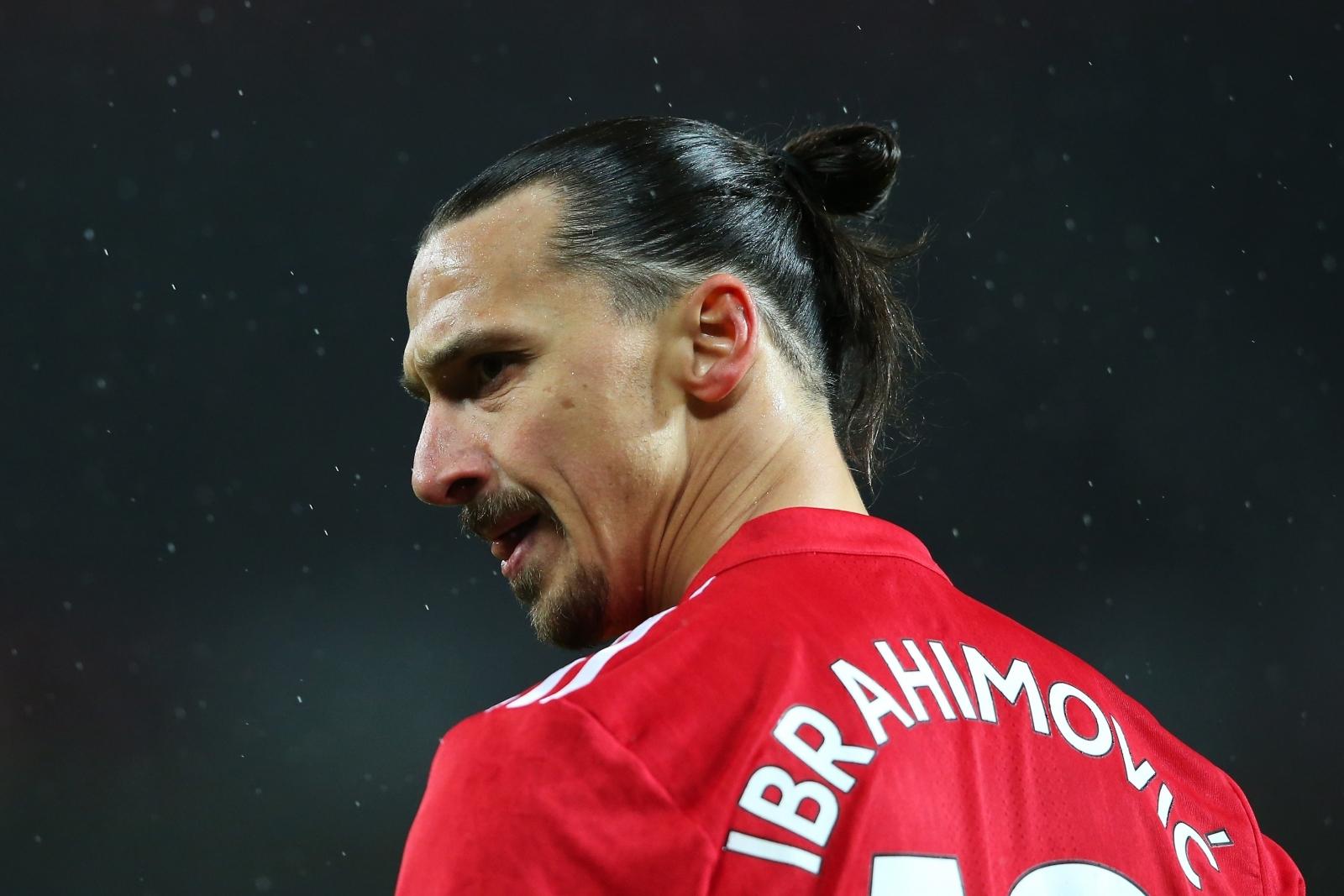 Man United's Ibrahimovic, Jones set for derby but Fellaini in fitness race