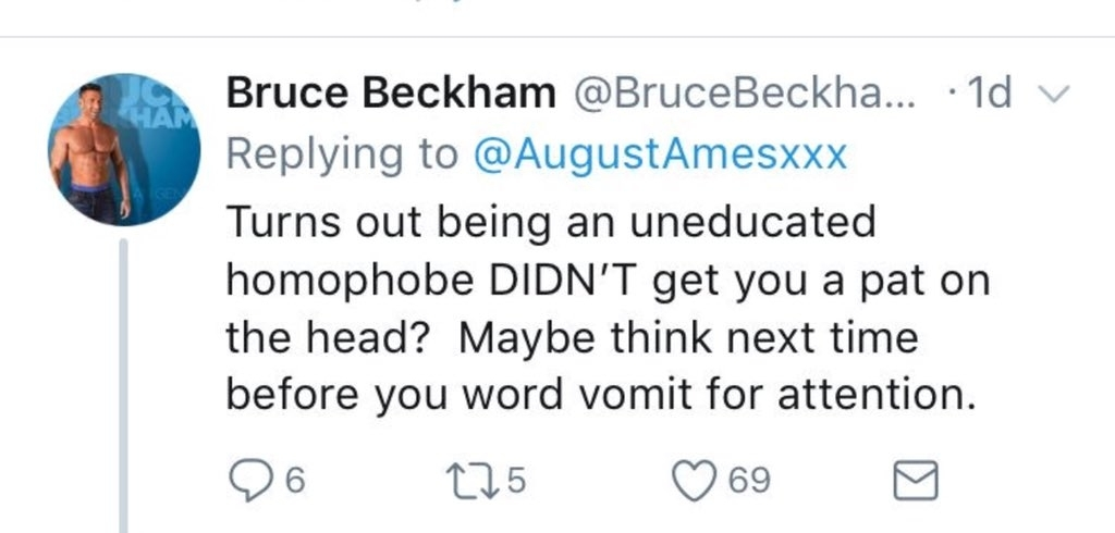 Bruce Beckham