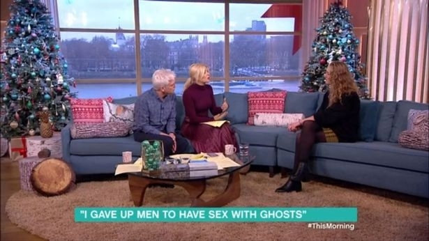 Living with a sexy ghost