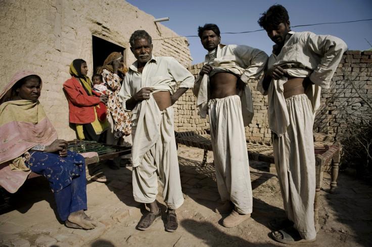 Pakistan organ trafficking