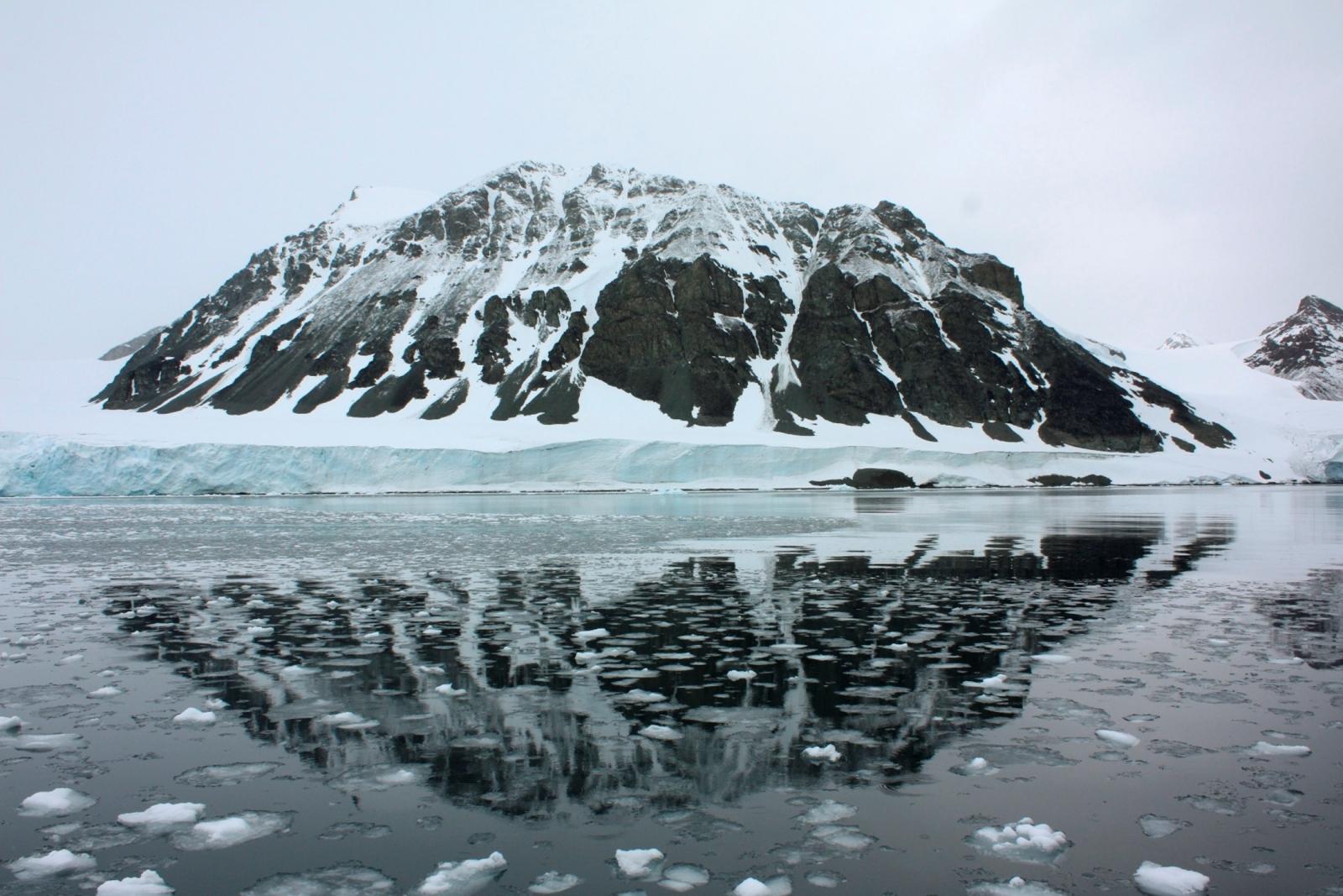 Mount Hope: Britain's New, Tallest Antarctic Possession