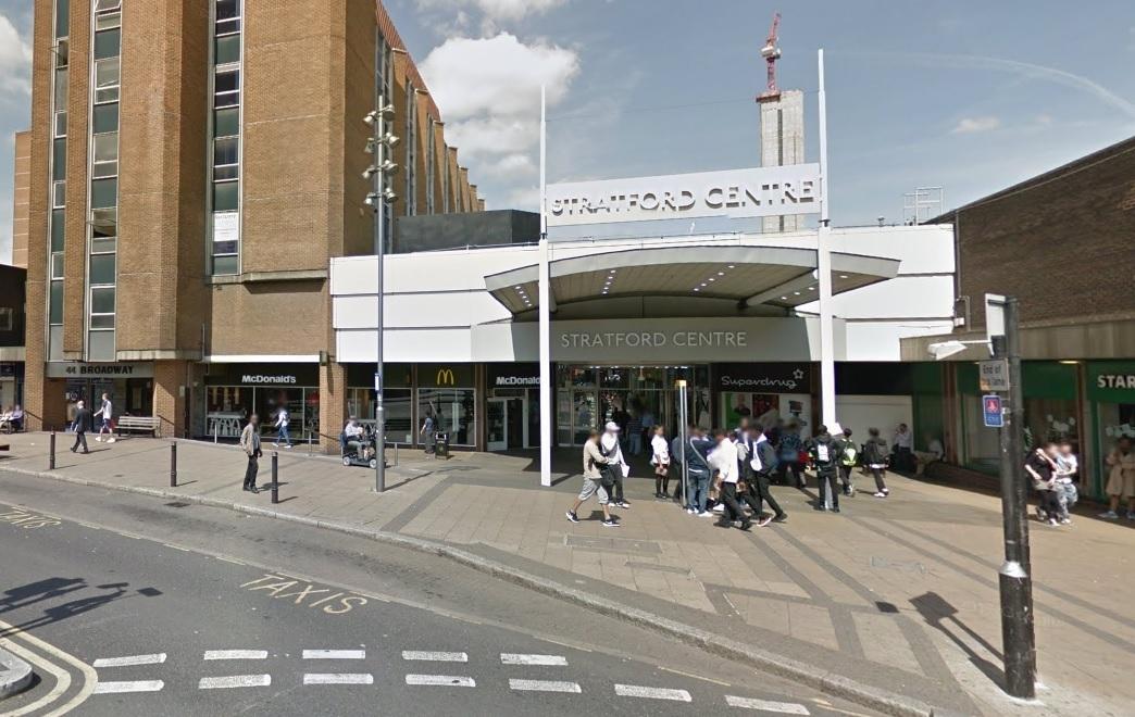 Stratford McDonald's