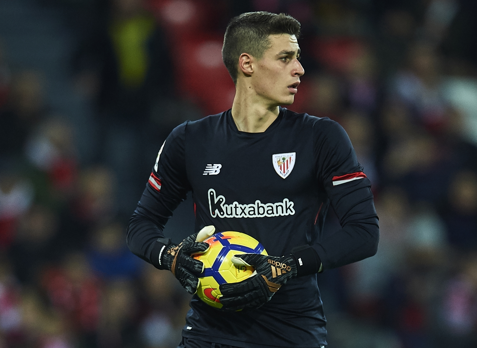 It S Been Real Pubg But I M Ready To Move On: Kepa Arrizabalaga 'ready' To Join Real Madrid From