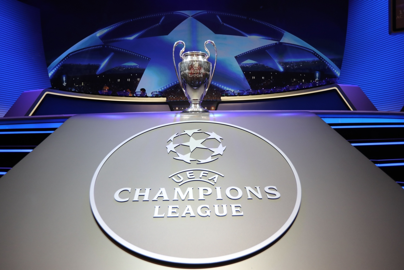 - Champions Uefa Chelsea last draw League handed 16