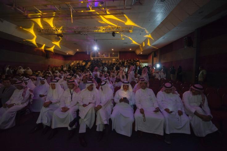 saudi cinemas