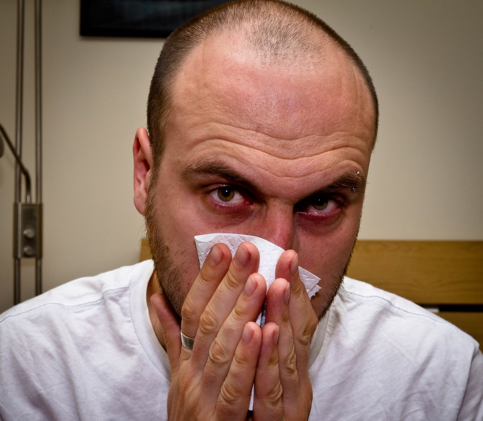 Man flu is real, claim scientists