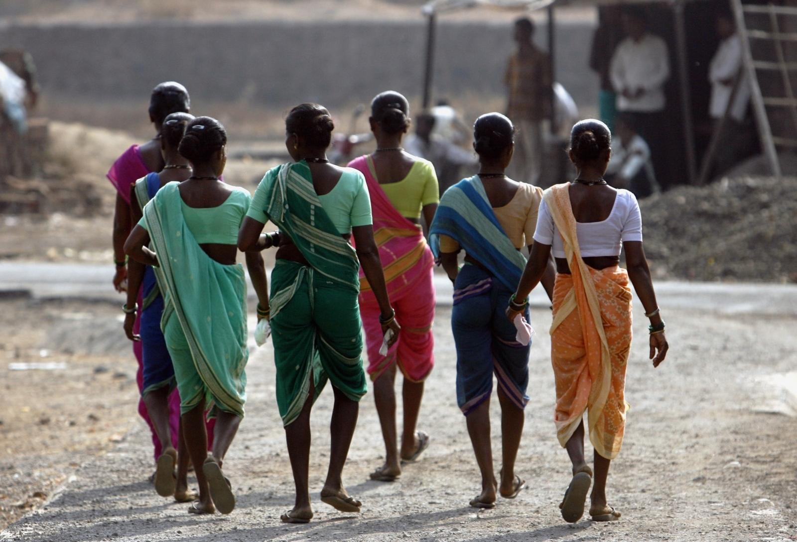 Indian tribal Women