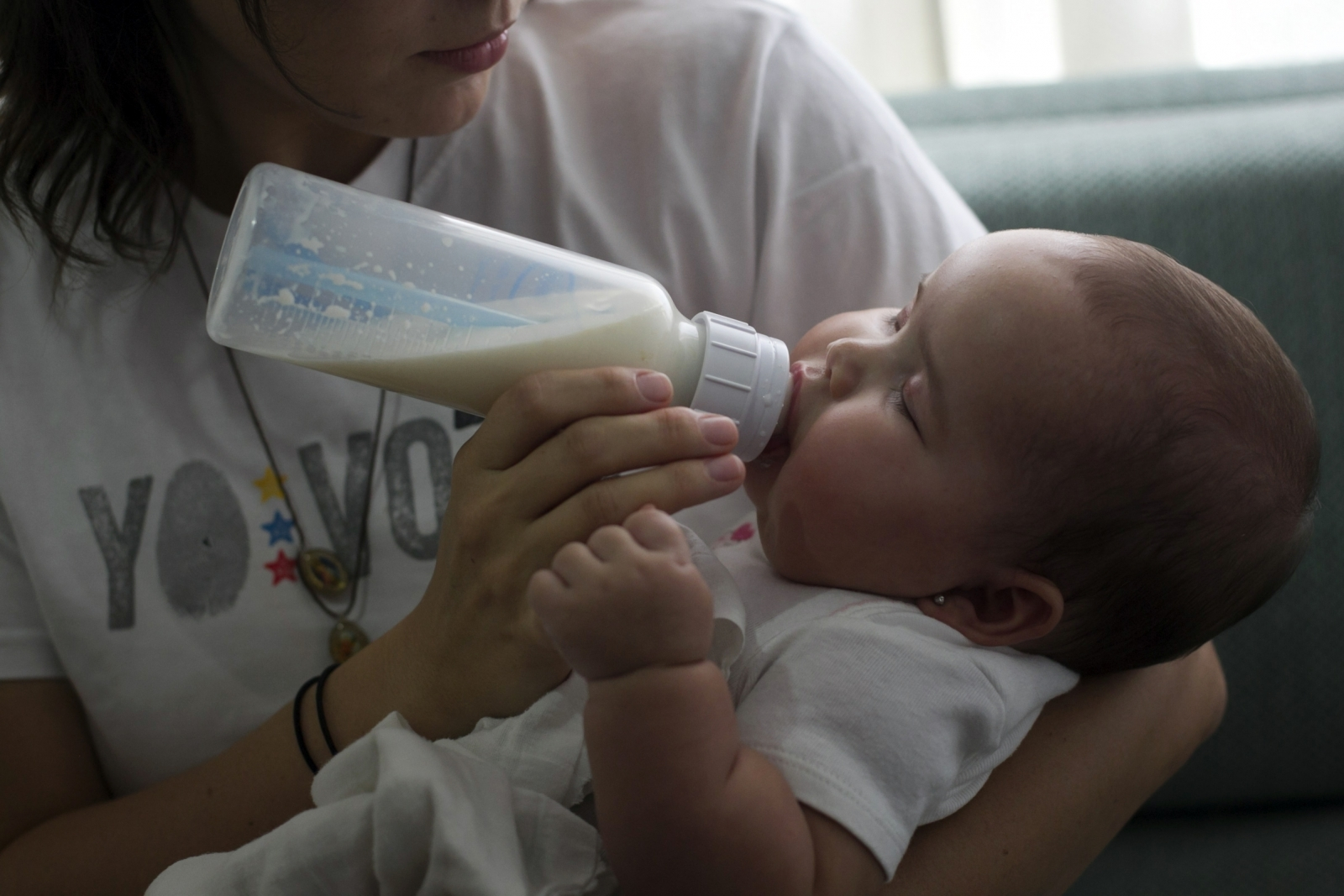 Baby milk sold in United Kingdom in MASSIVE recall after DISEASE outbreak