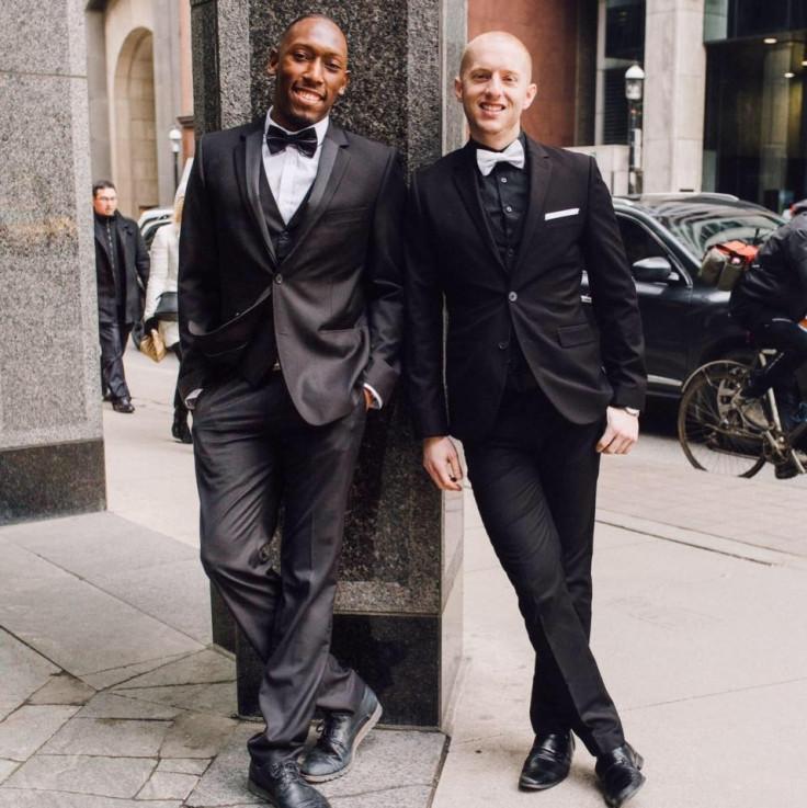 Winston Godwin and Greg DeRoche