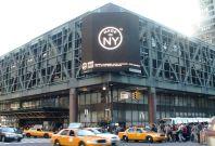 New York Port Authority Bus Terminal