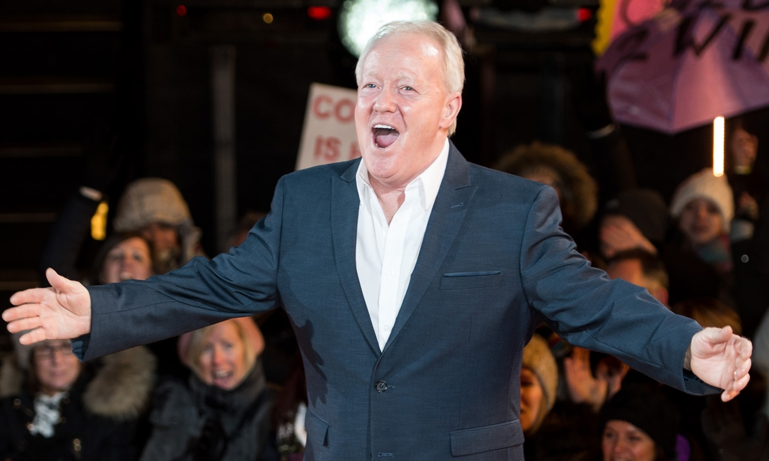 Keith Chegwin dead at 60