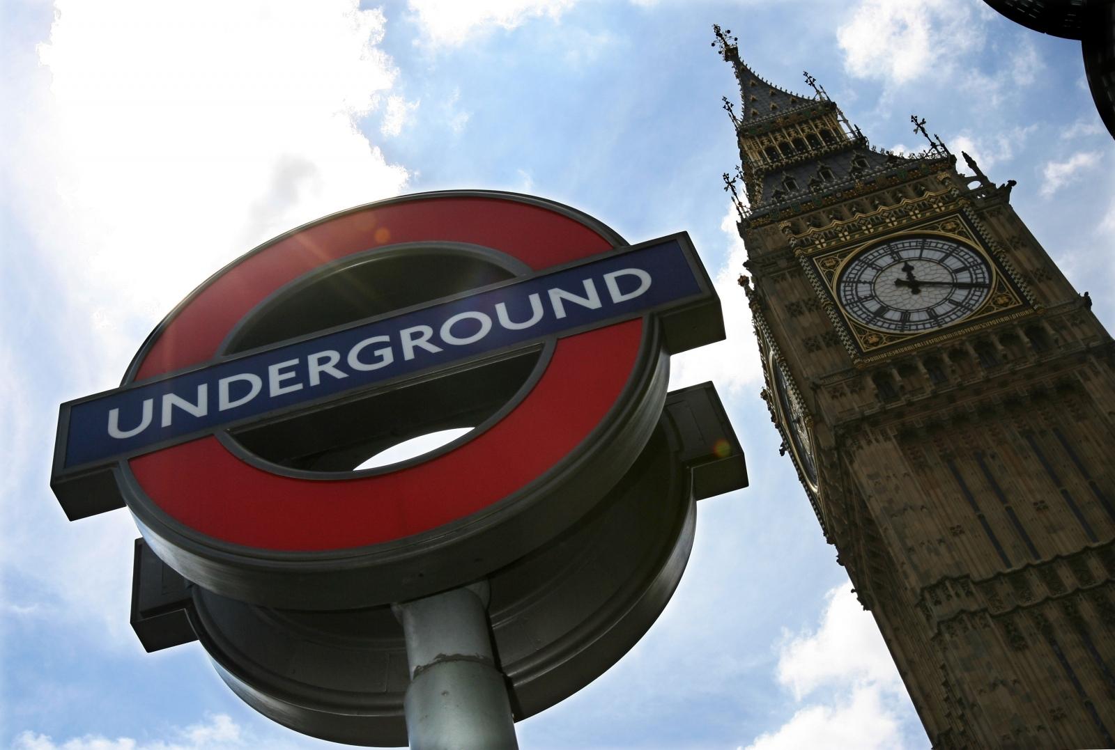 London Underground logo