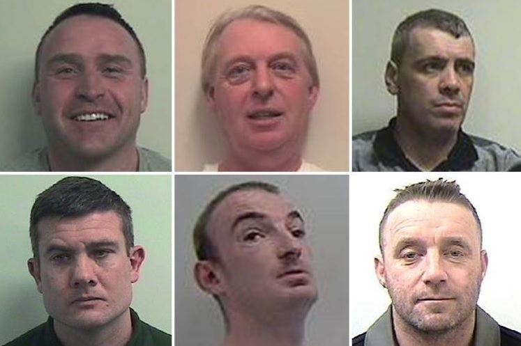 drugs gang scots