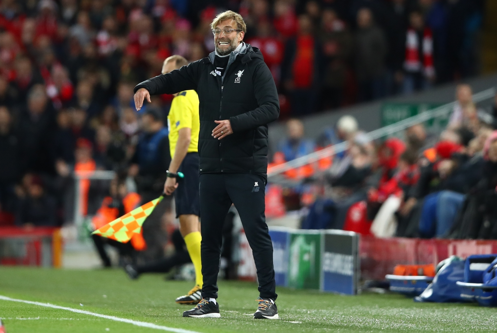 Allardyce gives honest thoughts on fiery Klopp interview