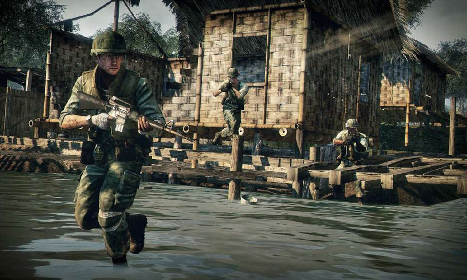 Next Battlefield Game Could Be Bad Company 3, Set in Vietnam - Rumour