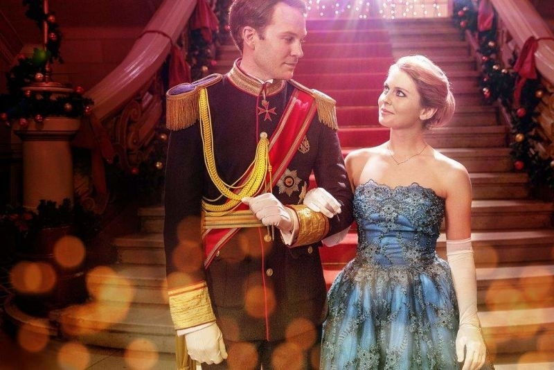 Rose McIver's 'so bad it's good' Christmas Prince movie has gone viral