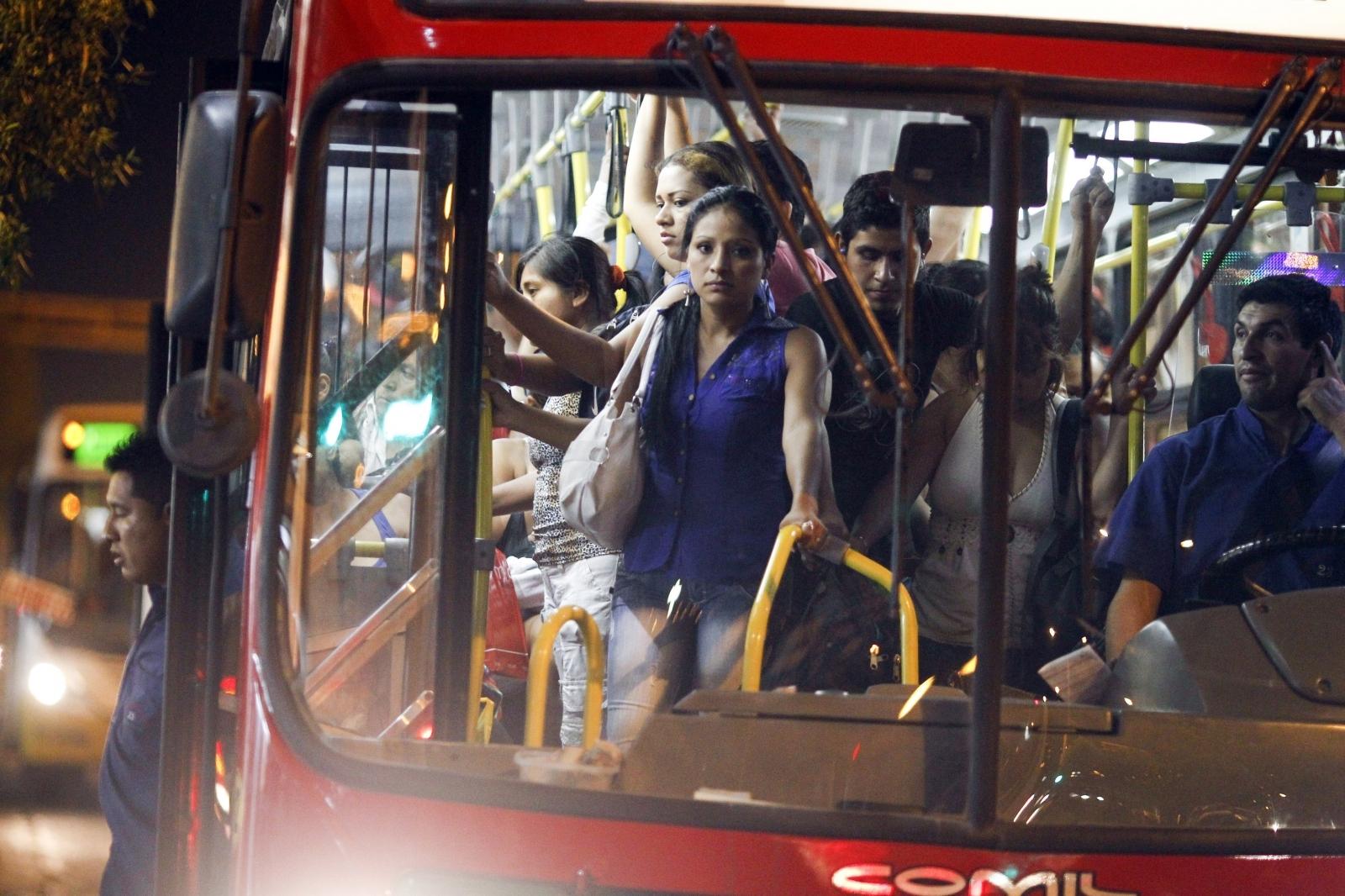 Bogota bus