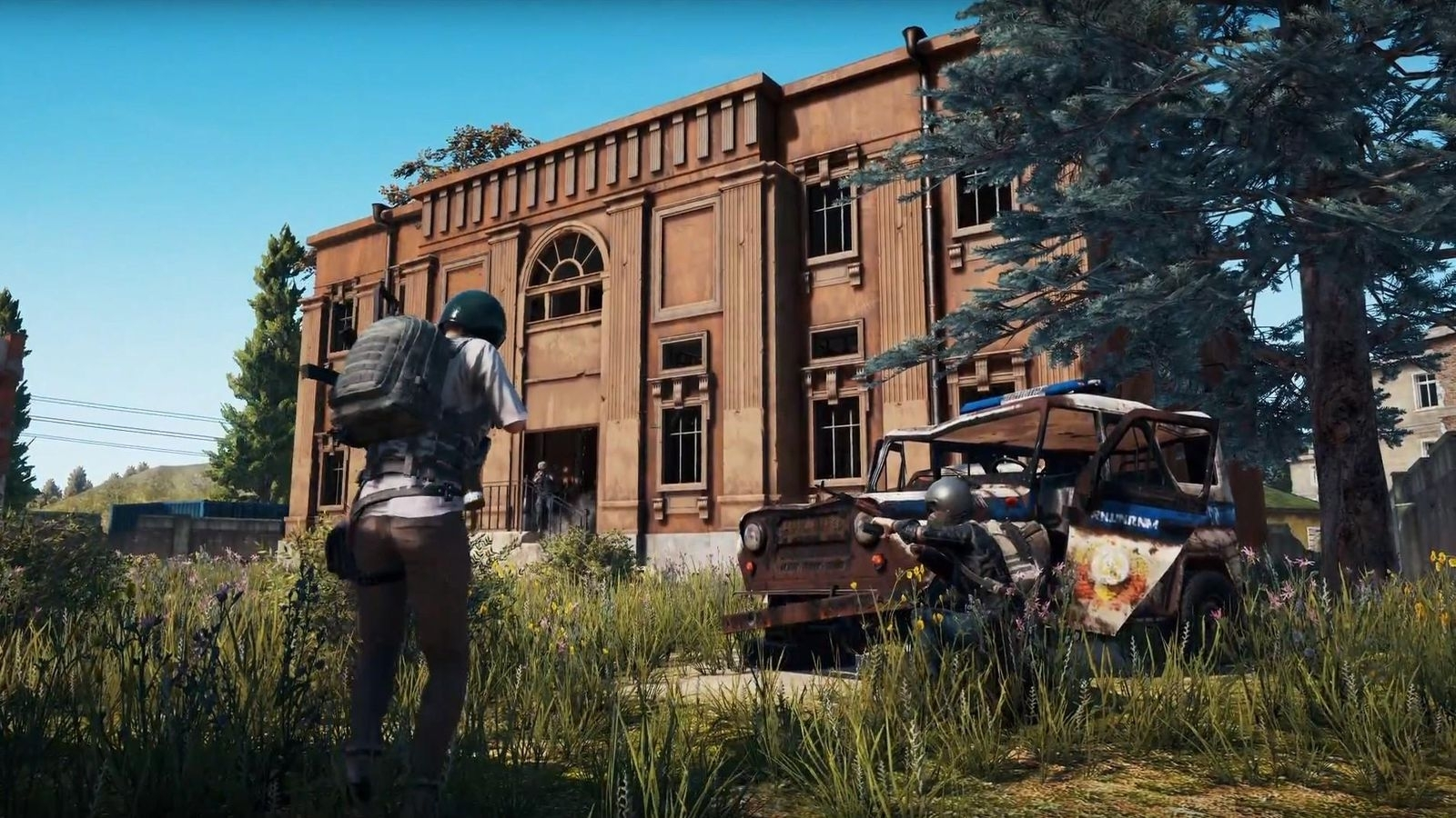 Pubg Wallpaper Ps4: PlayerUnknown's Battlegrounds Developer Backtracks After