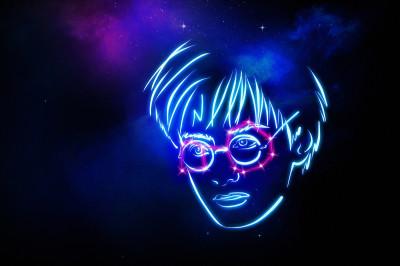 Harry Potter constellation