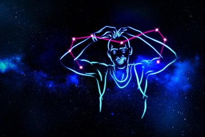 Sir Mo Farah constellation