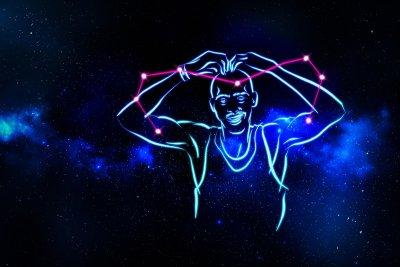 Sir Mo Farah constellation