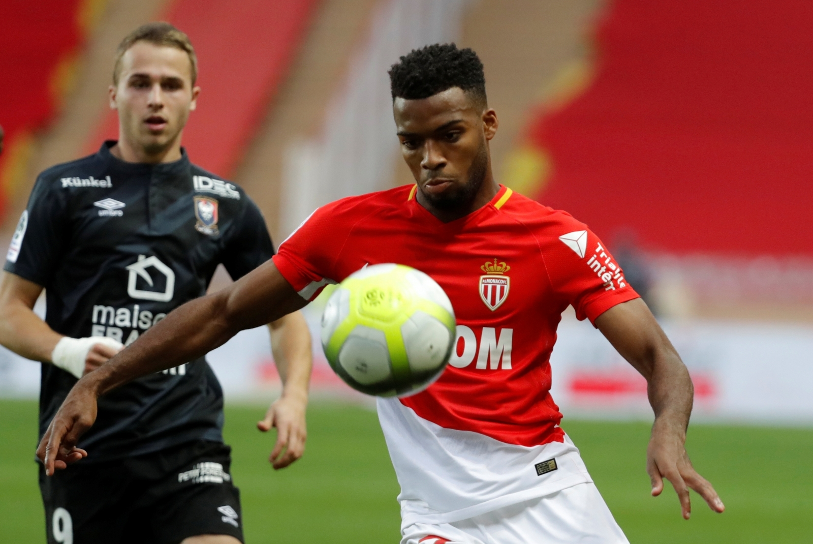 Chelsea weigh up January bid for £80-rated Monaco star Thomas Lemar