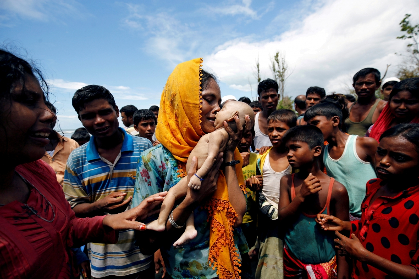 Myanmar security forces took part in killing 10 Rohingya, says army