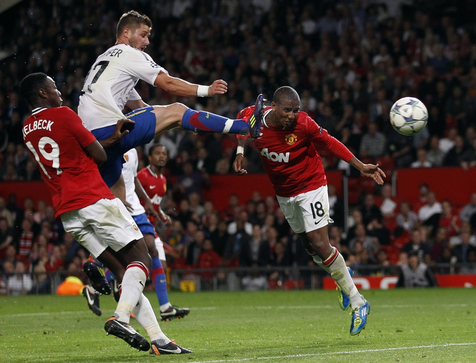 Manchester United 3-3 FC Basel