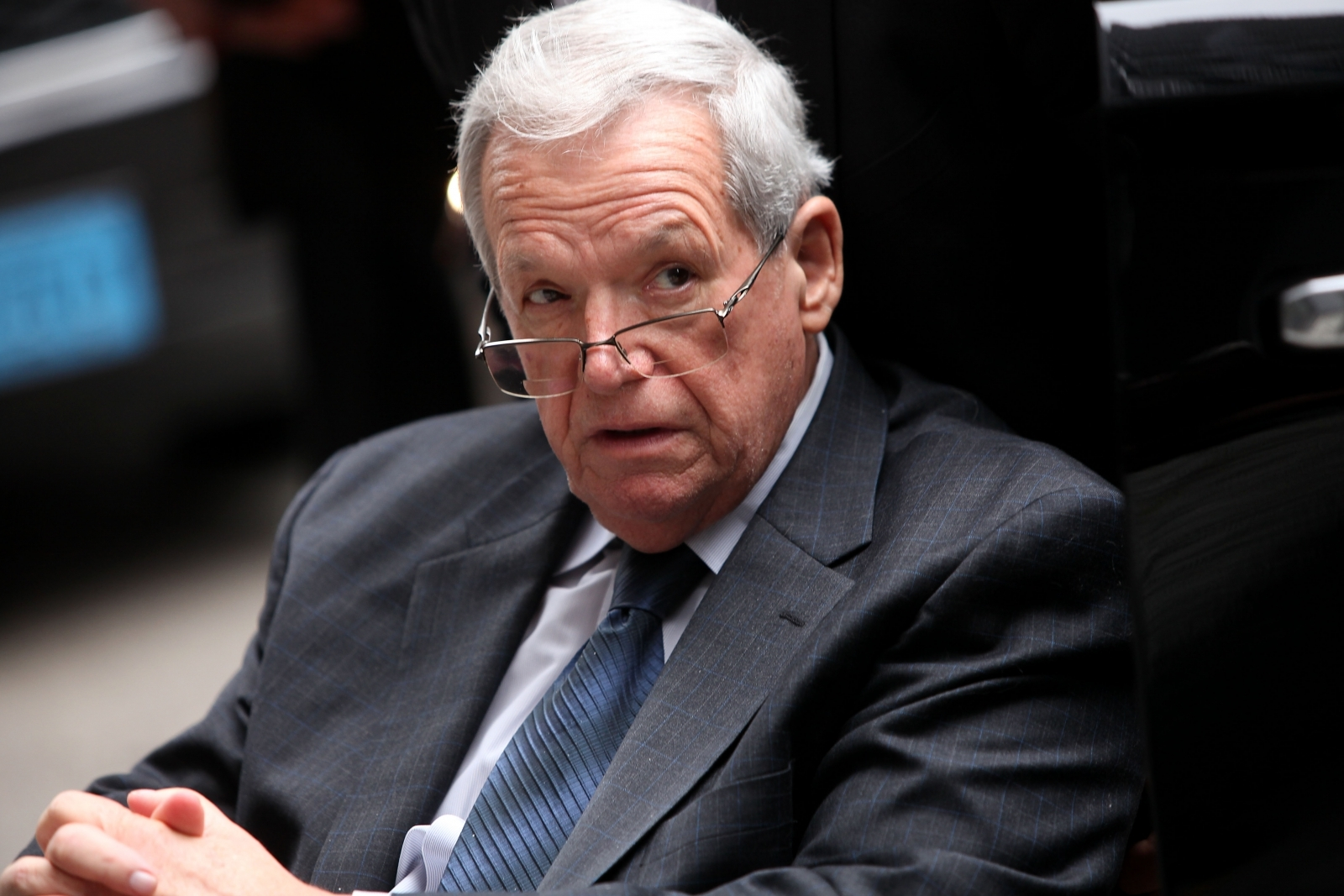 Judge subjects Hastert to restrictions