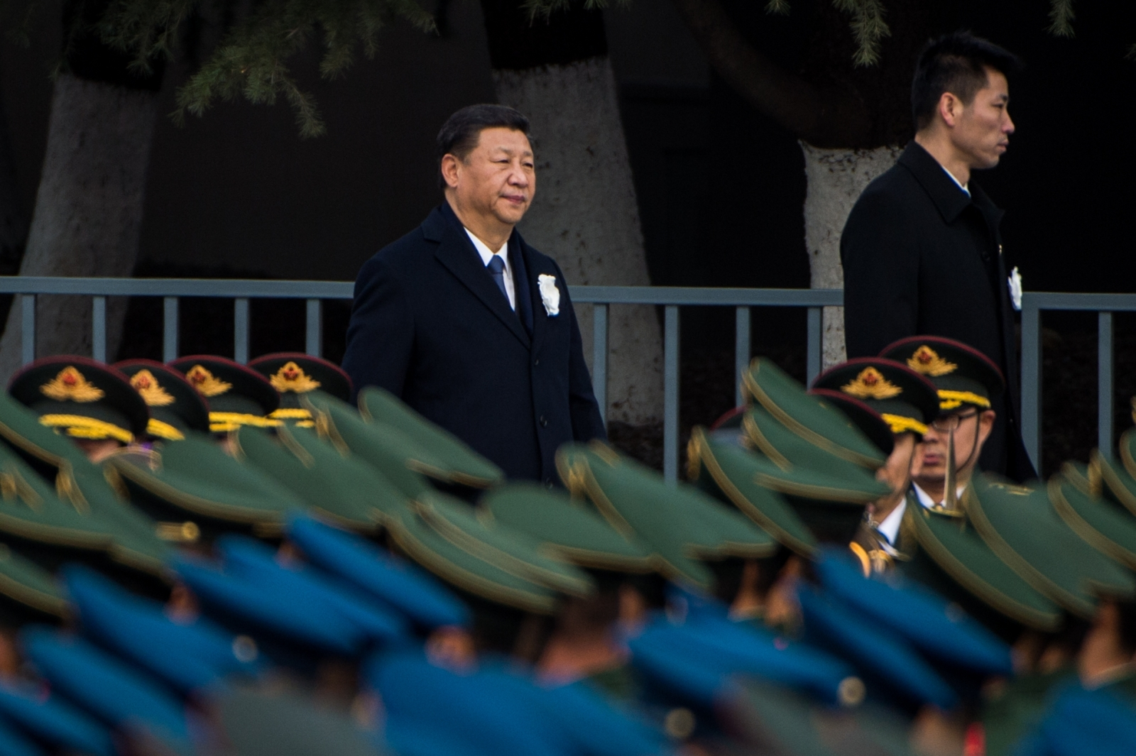 Xi attends state memorial ceremony for Nanjing Massacre victims