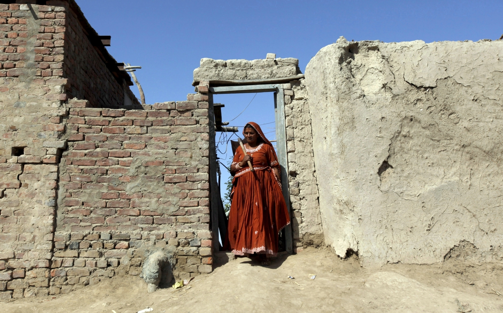 Pakistan bonded labourers