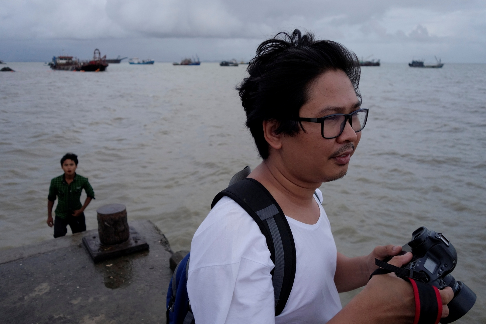 Myanmar reuters journalists arrested