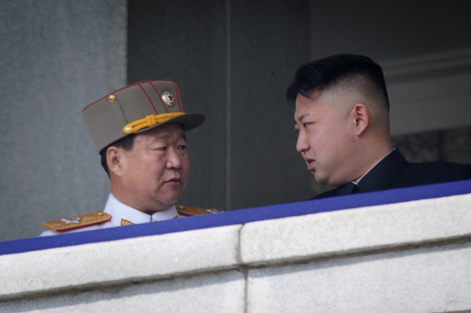 Kim Jong-un  Hwang Pyong-so