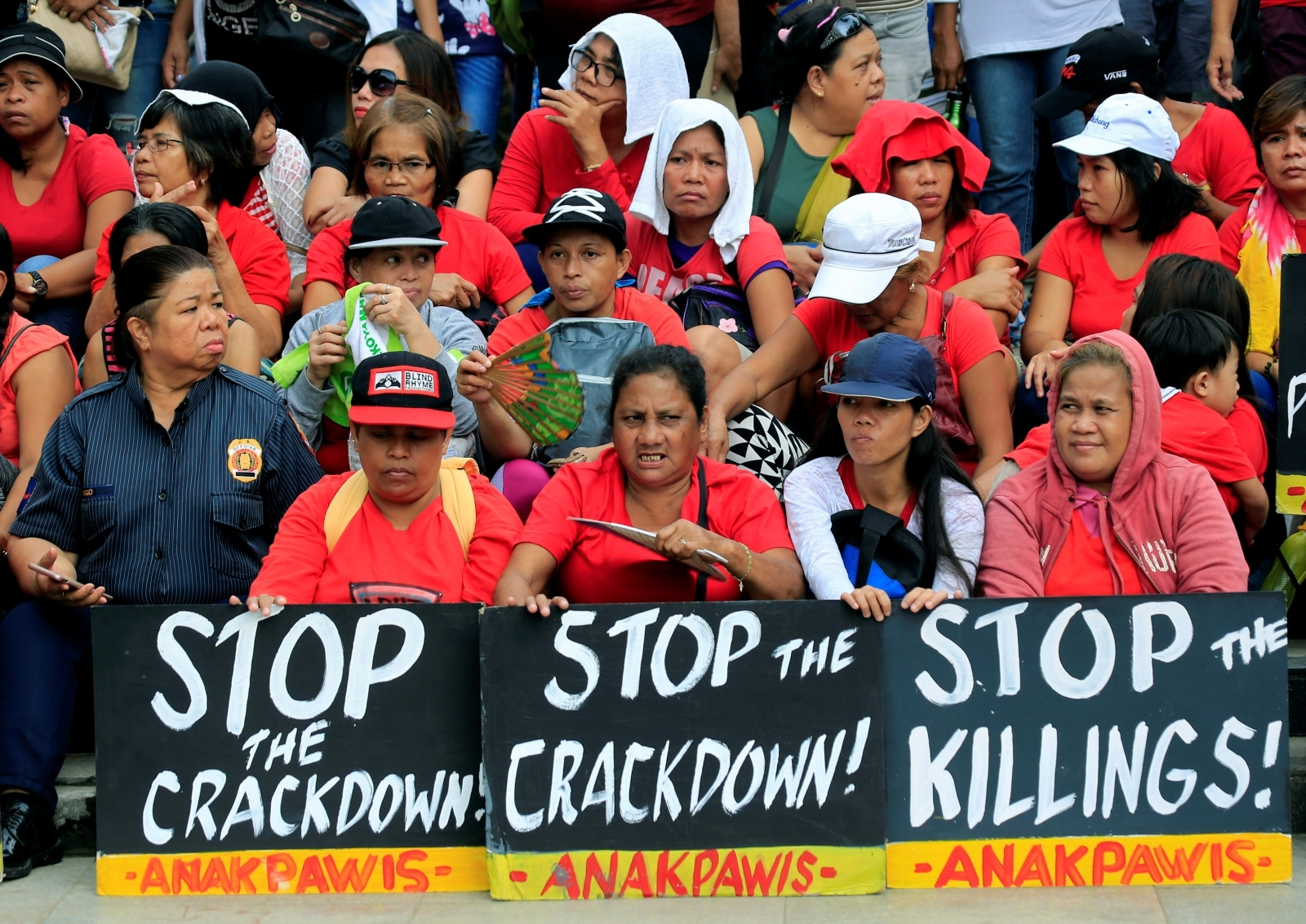 Philippines martial law and Duterte