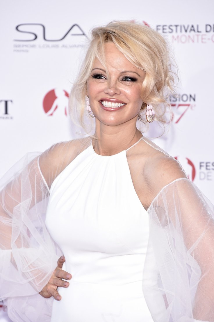 Pamela Anderson opens up about falling in love with Adil Rami