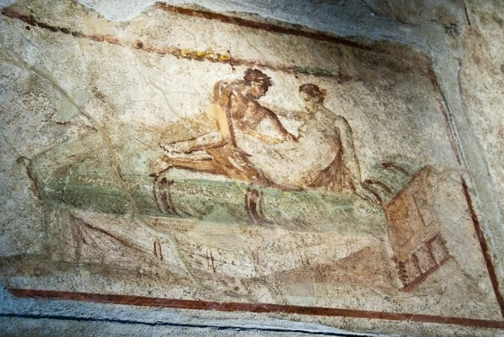 The Secret Lives Of Ancient Roman Sex Workers Uncovered In -2258