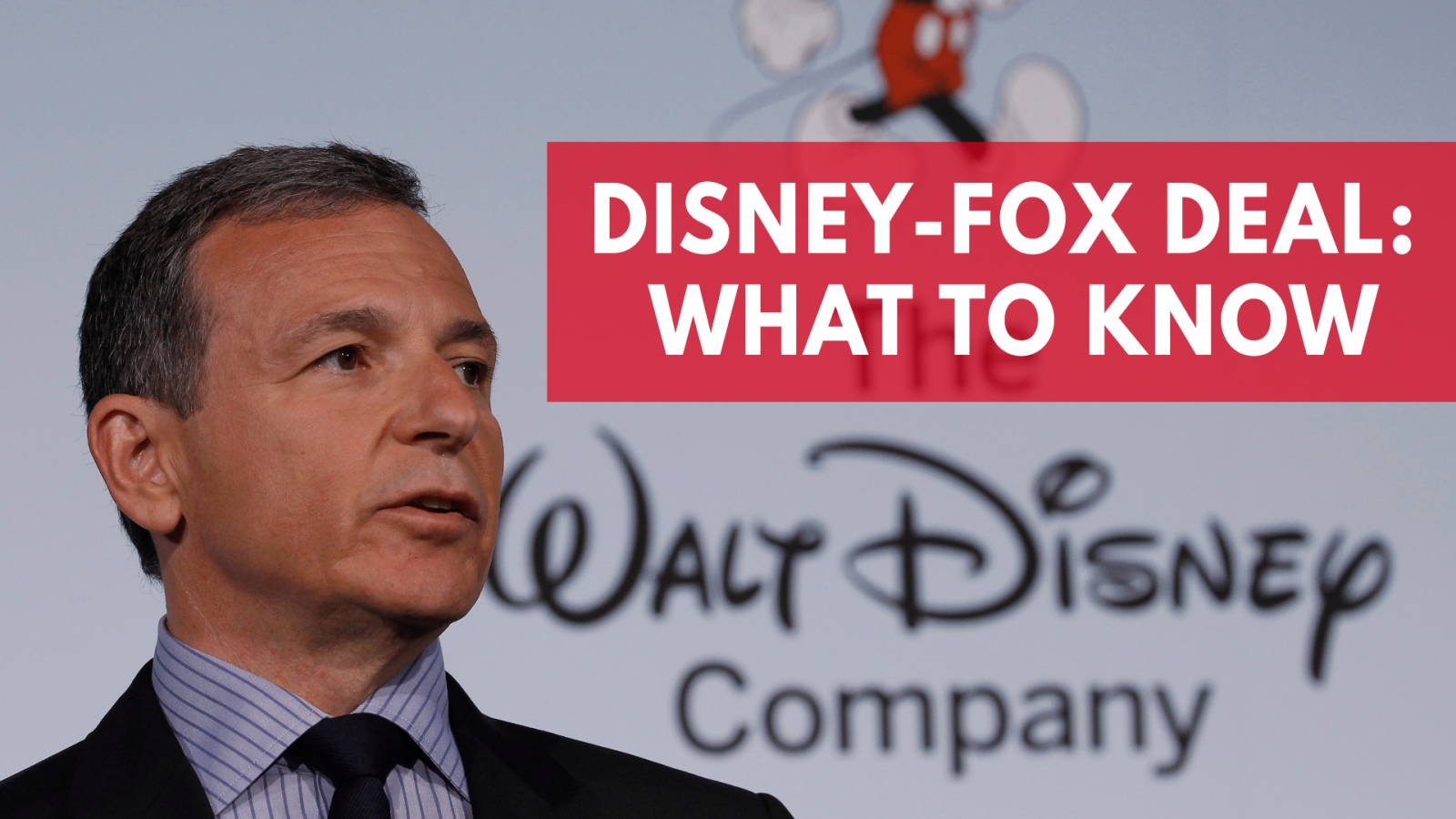 Disney-Fox Deal: What to know about the massive merger